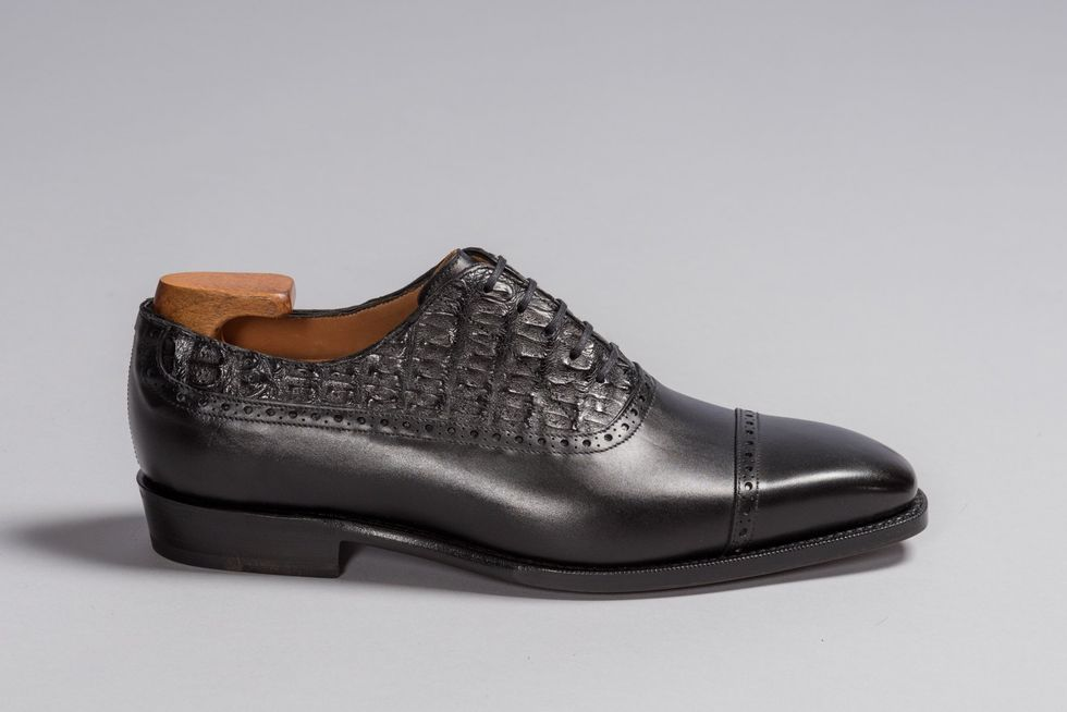 6 x Balmoral Oxfords