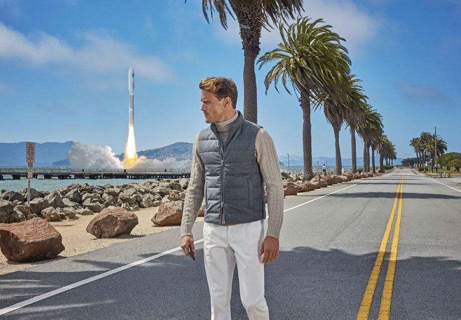Suitsupply AW/16 - Rocket Man