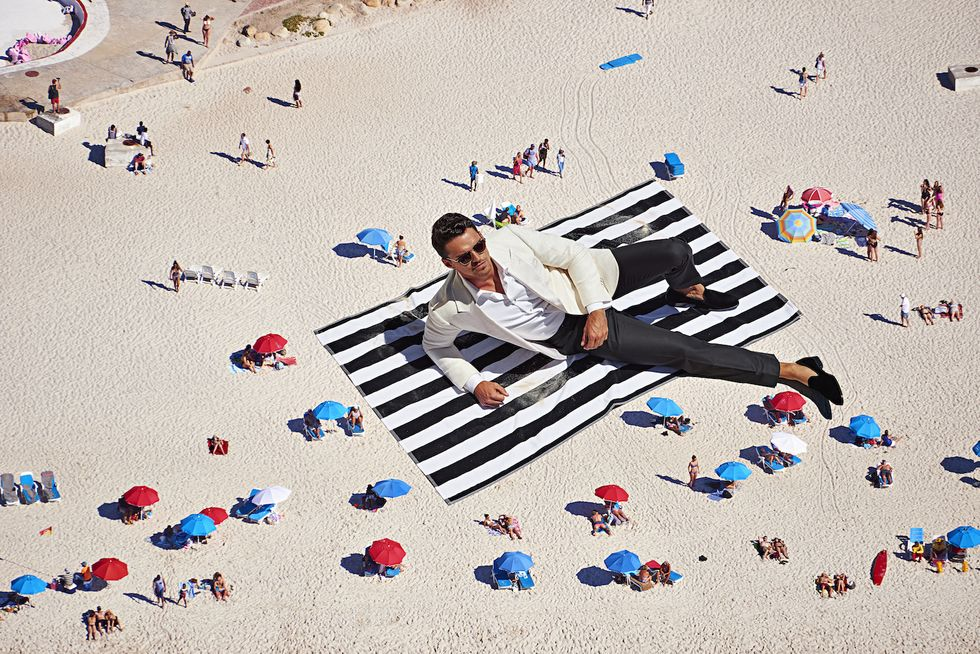 Suitsupply - Spring/Summer 2017: