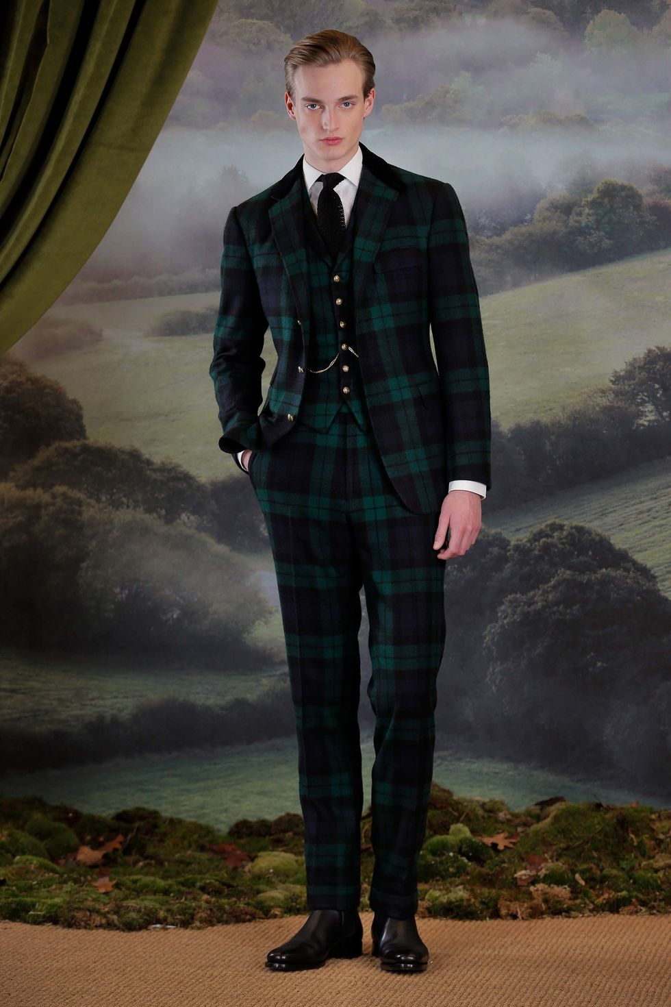 Ralph Lauren Purple Label - AW18