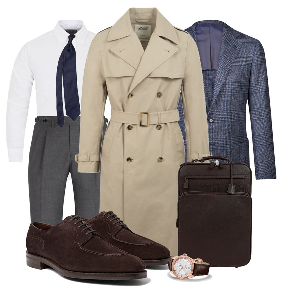 Fredagsinspiration - The Spring Trench Coat