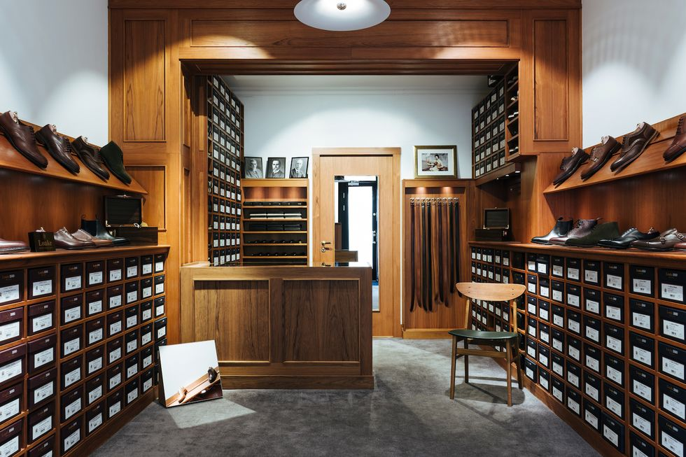 Butikskollen - Loake Shoemakers