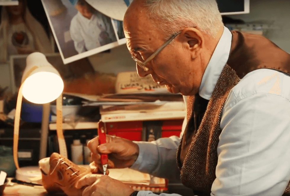 Veckans videotips - Bontoni: The Making Of A Handmade Shoe