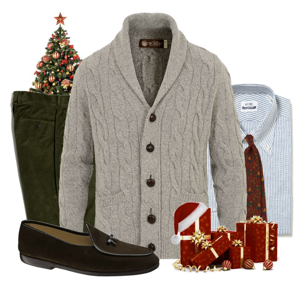 Fredagsinspiration - Casual Christmas