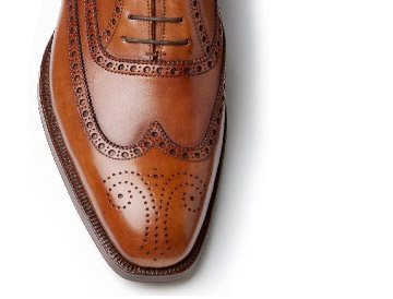 Picture: Brogues unleashed