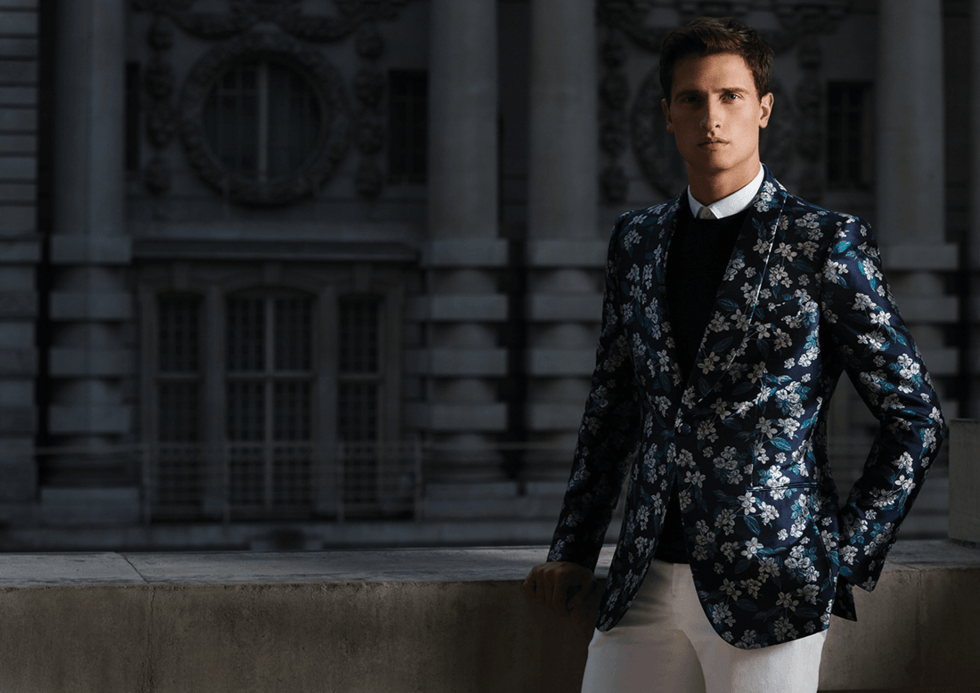 Gieves & Hawkes Spring/Summer 2017