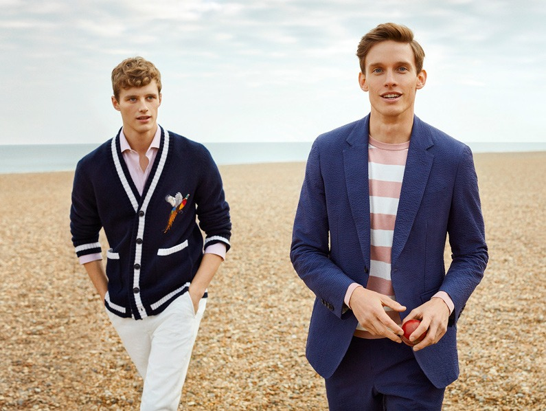 Gieves & Hawkes Spring/Summer 2018