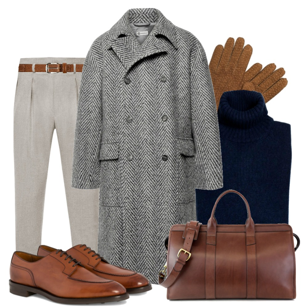 Fredagsinspiration - The Casual Coat