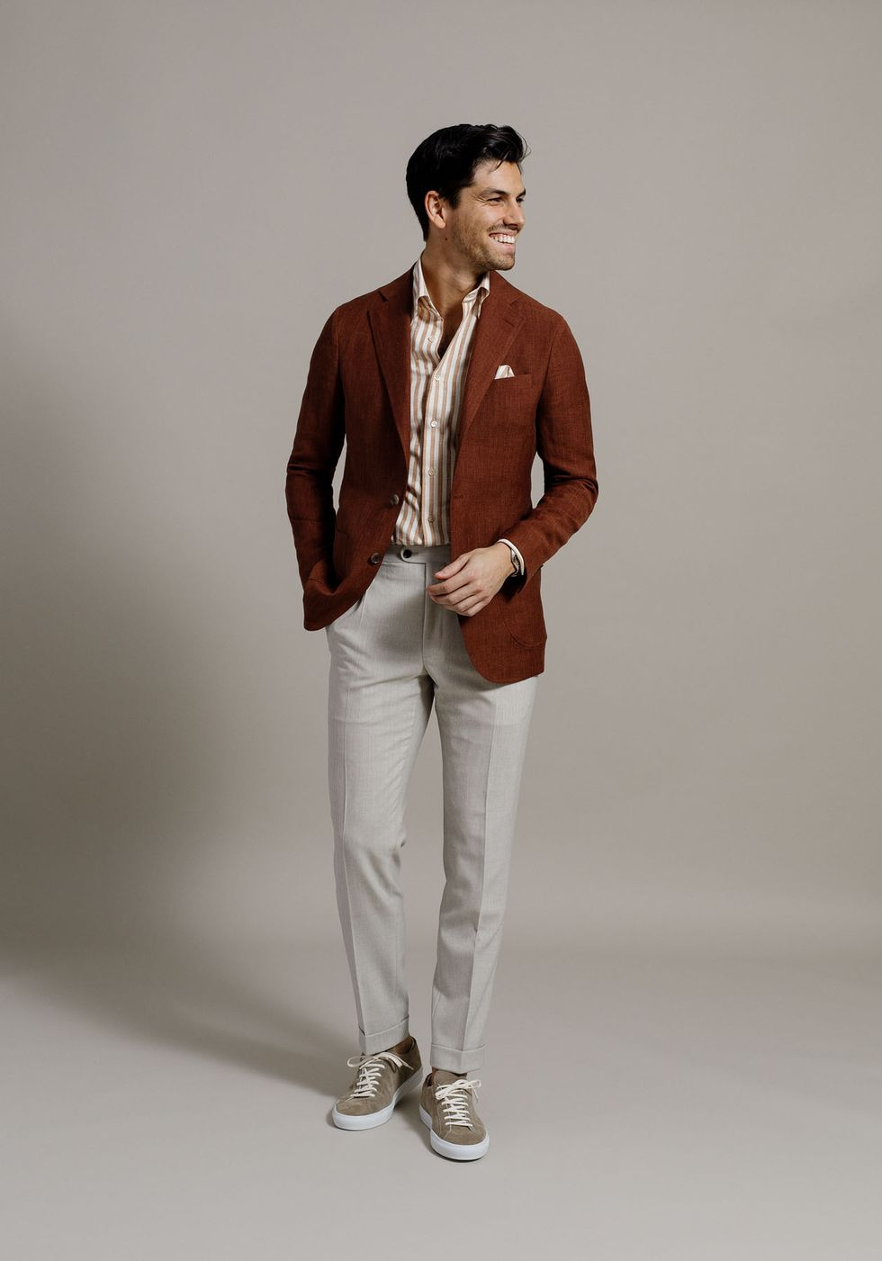 Blugiallo Spring/Summer 2018 - The Soft Tailored Lookbook