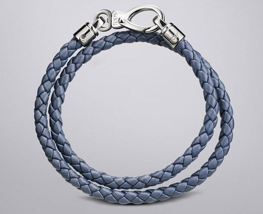 Picture: Tod's leather bracelet