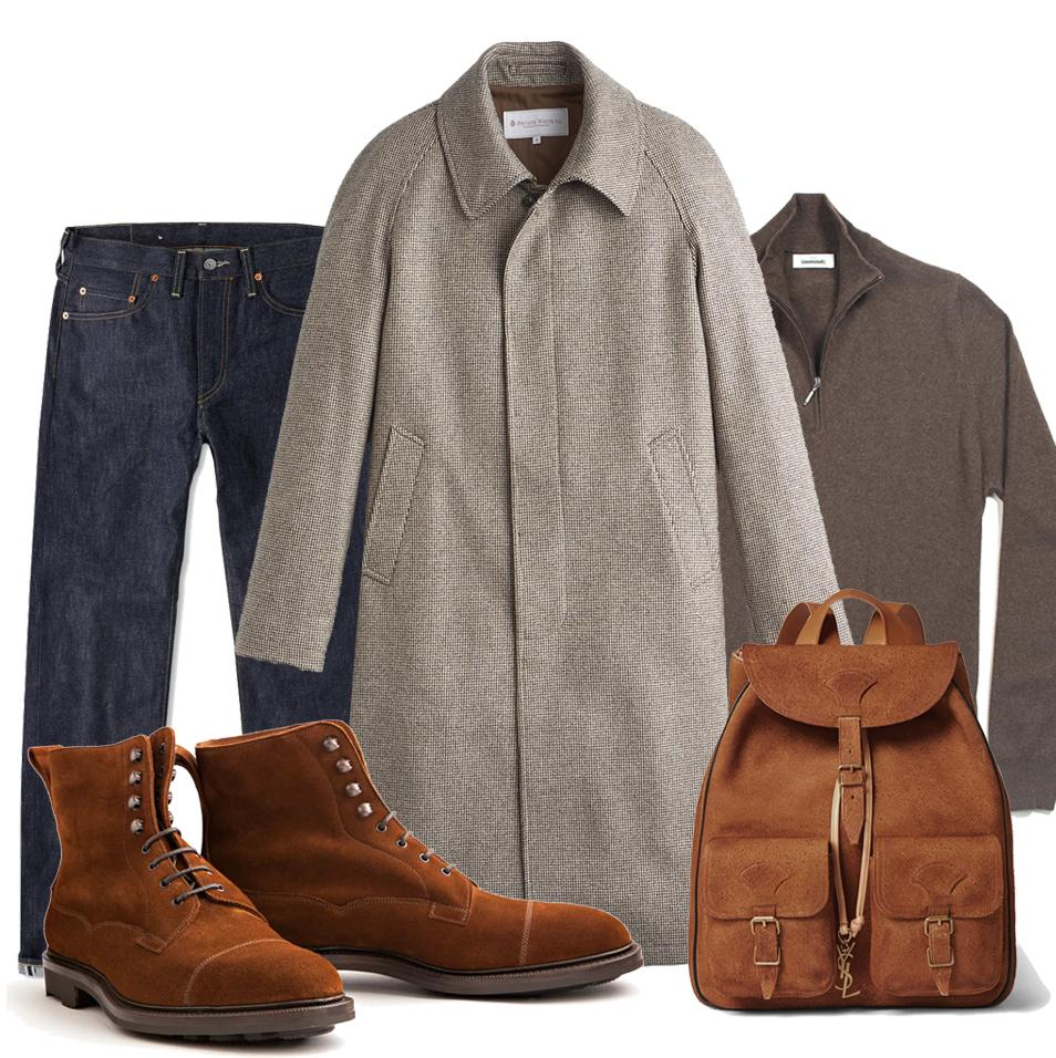 Fredagsinspiration - The Raglan Coat