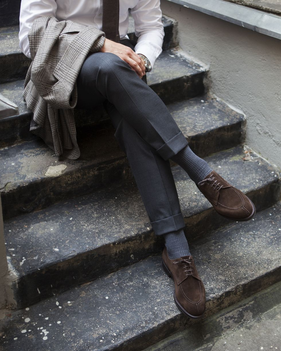 Rose & Born lanserar egen modell från Crockett & Jones via Crowd funding