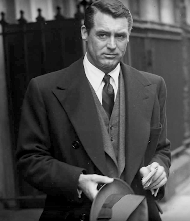 Veckans Videotips - Style Setters - Mr Cary Grant