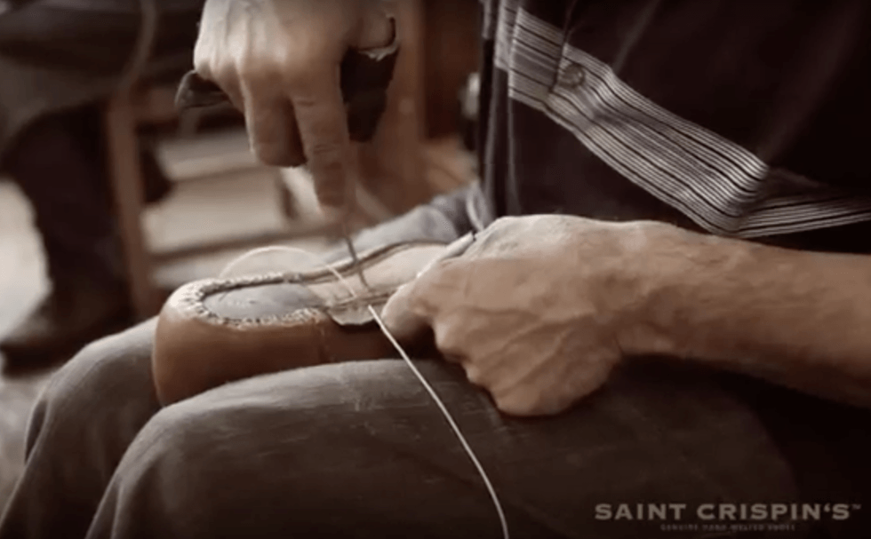Veckans Videotips - Saint Crispin´s - The Whole Process