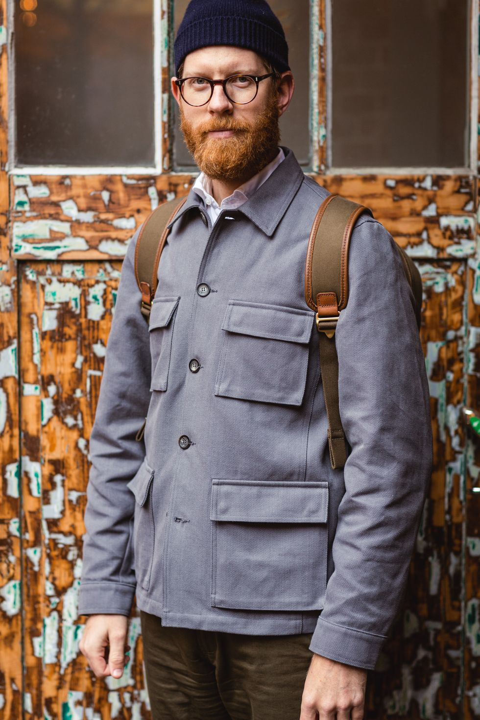 Reflektion - Trender inom workwear