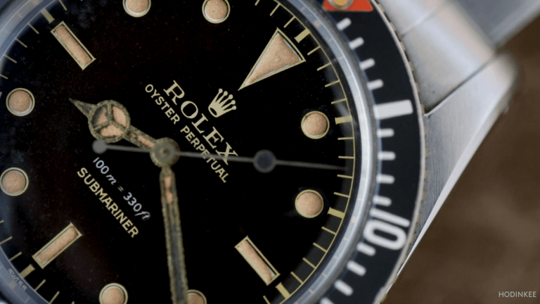 Picture: Videotips – Reference Points: Rolex Submariner