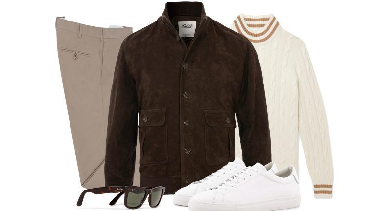 Picture: Fredaginspiration – Brown Suede