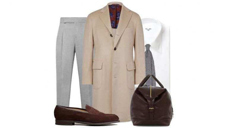 Picture: Fredaginspiration – Camel & Grey