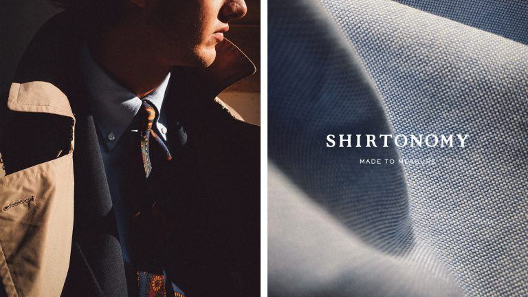 Picture: Shirtonomy Milano Lookbook