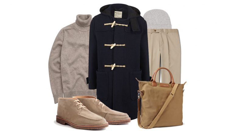 Picture: Fredaginspiration – The Duffle Coat