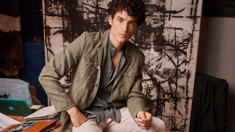 Picture: Boglioli Spring/Summer 2020 Lookbook