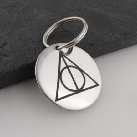 Harry Potter dog tag