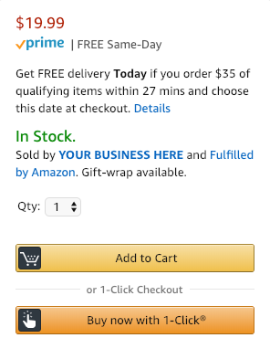 Amazon Inventory Management, Order Management, Dropshipping