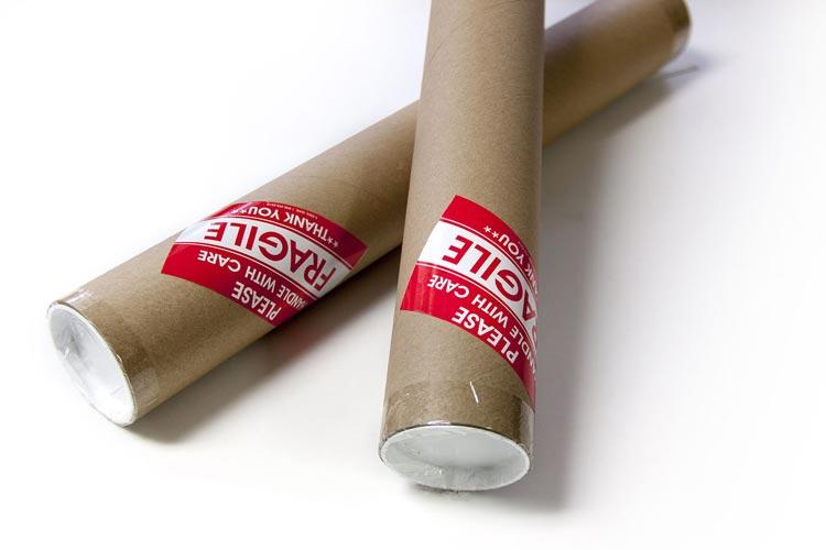 Shipping tubes