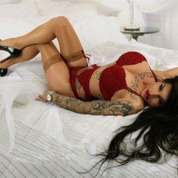 Shirin nackt ts tattoomodel Tattoo