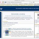 Aulablog.com: Un lugar de encuentro para docentes interesados en los Blogs