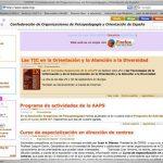 Otro trabajito con Drupal: la web de COPOE