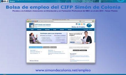 Nueva Bolsa de Empleo del Simón de Colonia
