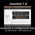 Joomla! 1.5 para principiantes: la más vista en español en Slideshare