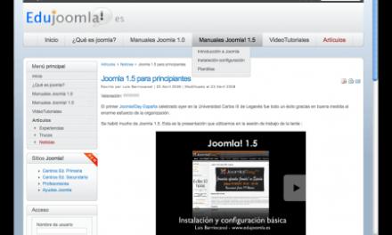 Edujoomla.es