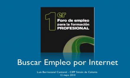 Buscar empleo en Internet: ventajas y posibilidades