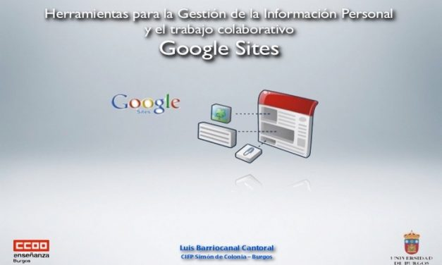 Tutorial Google Sites