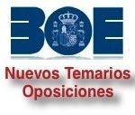 Nuevo temario para las oposiciones Orientación Educativa