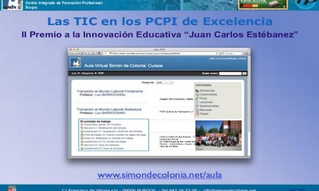 Las TIC en los PCPI 'de Excelencia'