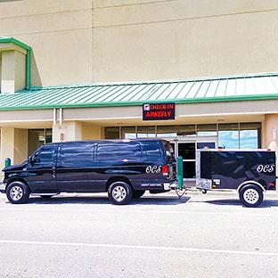 14 passenger Van - Transportation Orlando