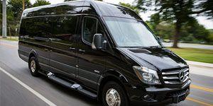 12 Passenger Sprinter Limousine