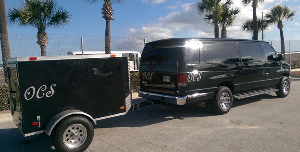 14 Passenger Van - Airport to Canaveral