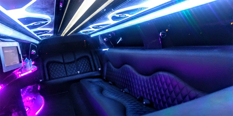 10 Passenger Stretch Limo Disney