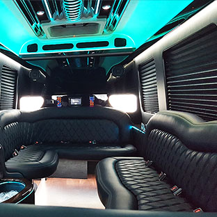 Sprinter Limo Rental - Orlando Florida
