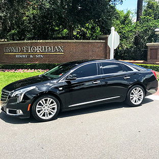Luxury Sedan Limo Service Orlando