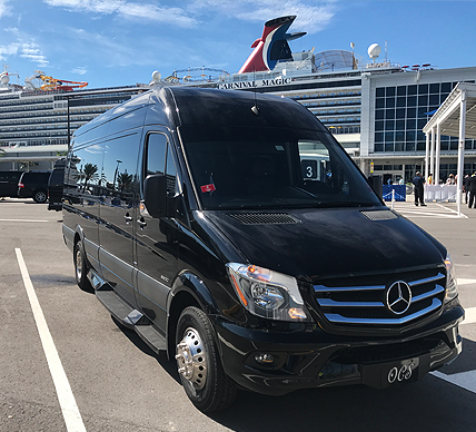 Transportation Orlando to Port Canaveral