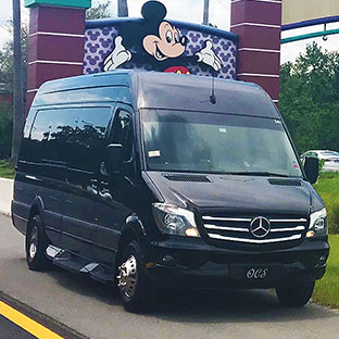 Rent a Limo - Airport to Disney
