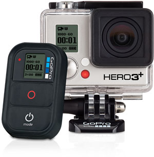 GoPro Hero3+ Black