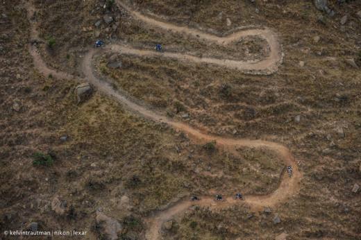 Day 1 of BergnBush Great Trek 2013