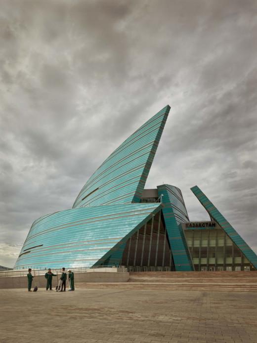 Kazakhstan Central Concert Hall, Astana 2012