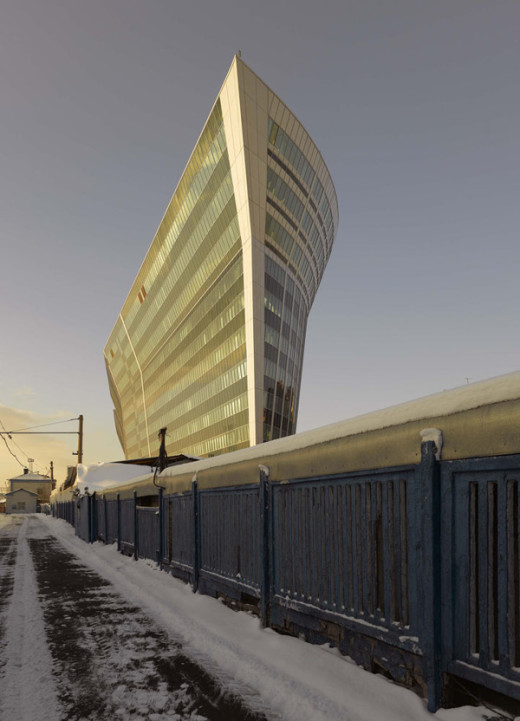 Legion III Centre, Moscow, 2010/2010,